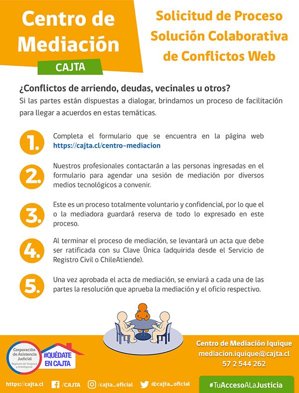 Centro de Mediación CAJTA