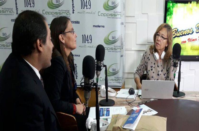 """Lanzamiento de la Campaña Comunicacional """"Tu Acceso a la Justicia"""" en la Región de Arica y Parinacota"""