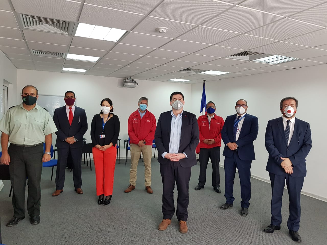Subsecretario de Justicia efectúa visita a la Región de Arica y Parinacota
