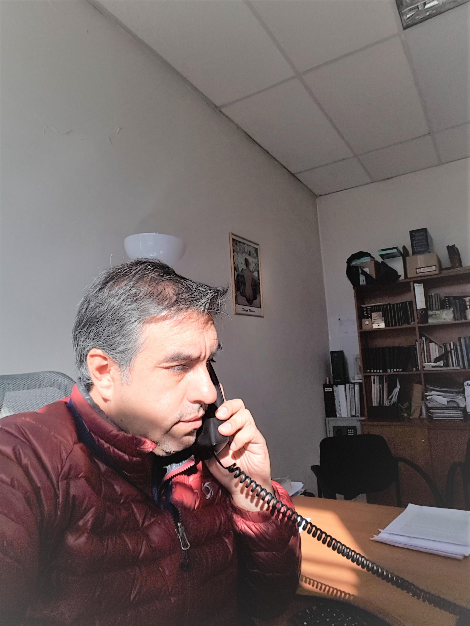 Consultorio Jurídico de Calama infirmó por medio de Radio Carillón