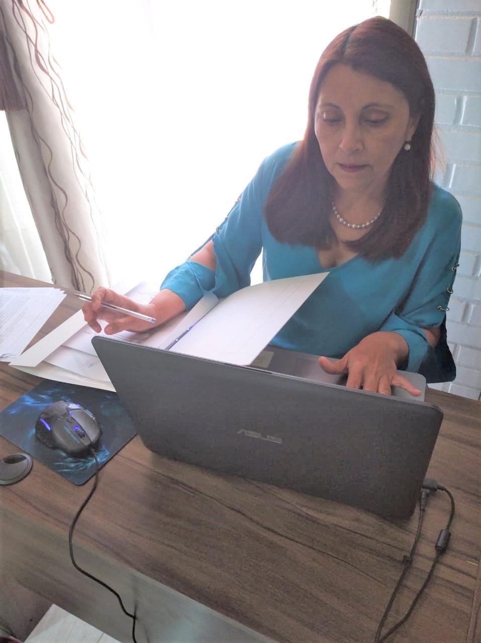 Consultorio Jurídico Móvil de Arica y Parinacota en udiencia de medida de protección
