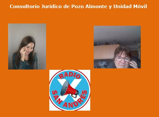 Consultorio Jurídico de Pozo Almonte y Móvi en Radio San Andrés de Pica