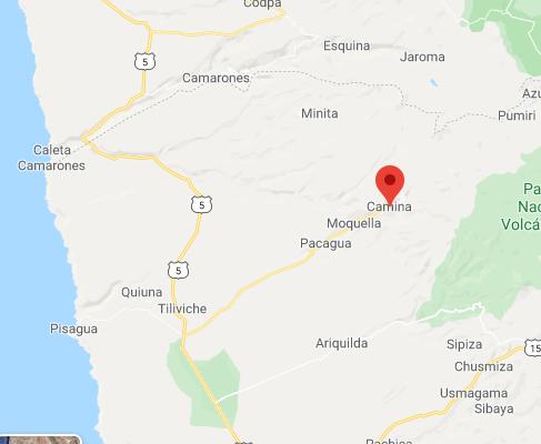 Consultorio Jurídico de Pozo Almont en Radio Agricultura de Camiña