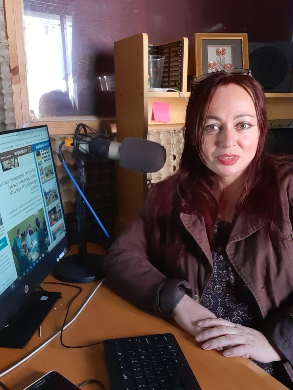 Consultorio Jurídico de Pozo Almonte participa en radio Agricultura de la comuna de Camiña