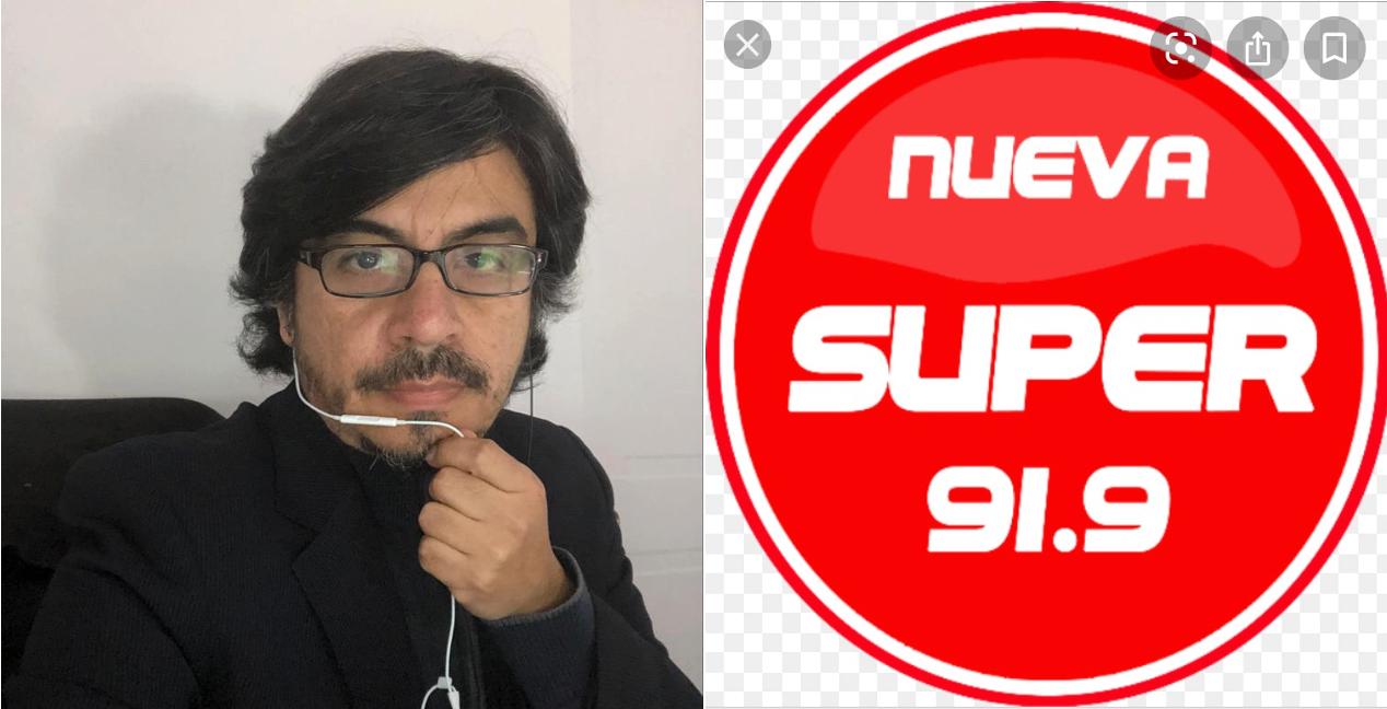 El Director Regional de Tarapacá participó en entrevista en radio Nueva Super