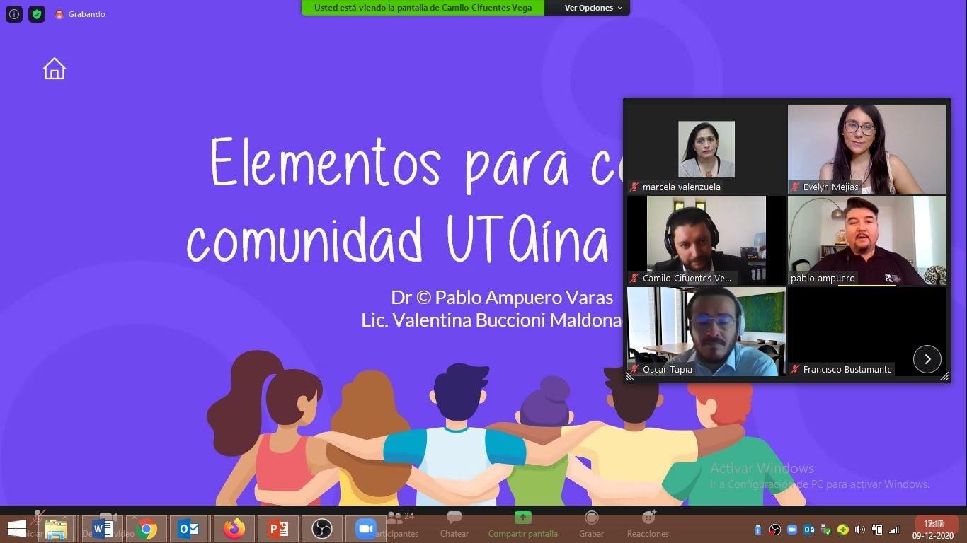 """Convenio CAJTA-SENADIS participa en """"Jornada de inclusión Uta"""""""