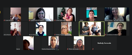 Programa Adulto Mayor Tarapacá capacita adultos mayores del Programa Vínculos
