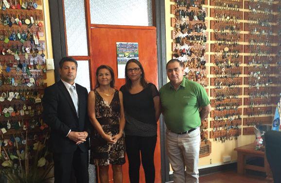 Directora General de CAJTA se Reúne con Alcalde de Mejillones por Creación de Nuevo Tribunal