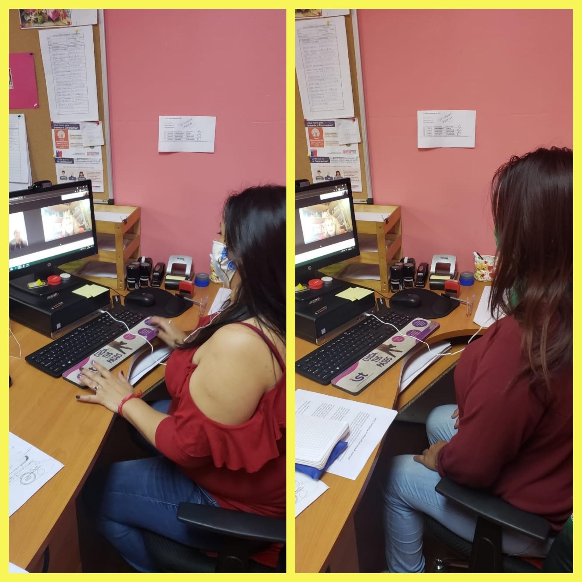 Centro de Familia de Iquique entrega atención en Penal Femenino