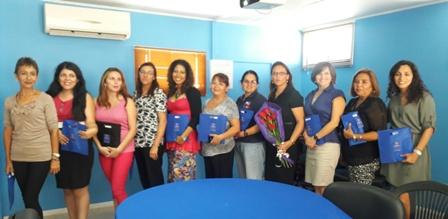 CAJTA Conmemoró en sus Unidades el Día Internacional de la Mujer