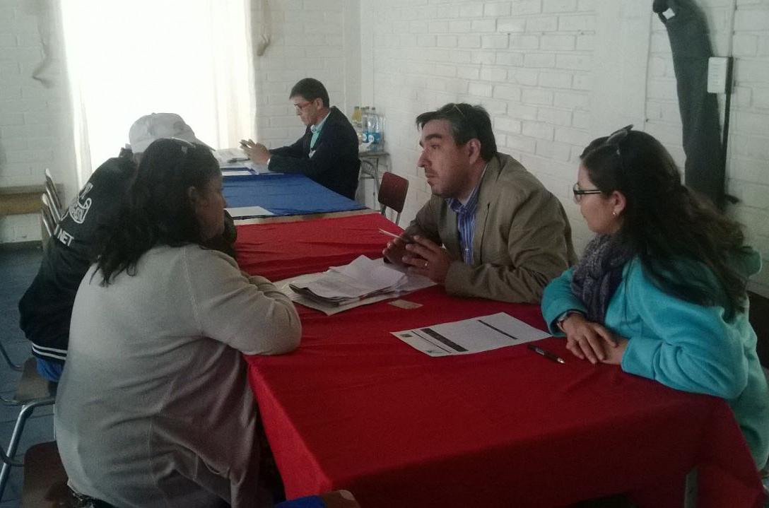 Consultorio Jurídico de Calama Participa en Operativo Cívico-Social en Junta de Vecinos de Villa Caspana