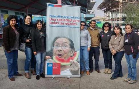 CAJTA Antofagasta se Despliega en Terreno