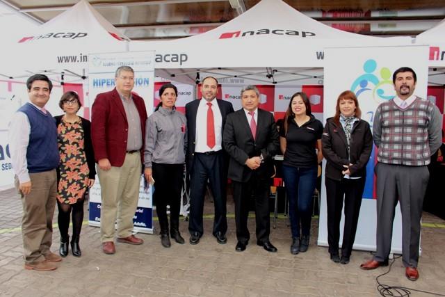 En Región de Arica y Parinacota Realizan Plaza de Justicia en Sede de INACAP