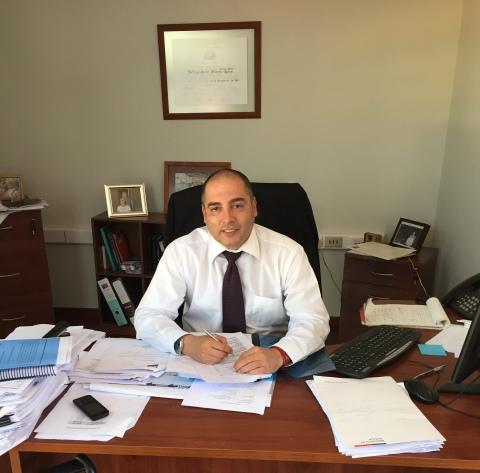 Rodrigo Javier Fuentes Garcés